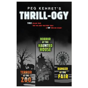 Peg Kehrets Thrillogy, children's book