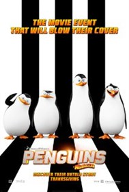 Penguins of Madagascar, 2014 movie