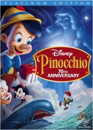 Pinocchio, Oscar winning Disney movie