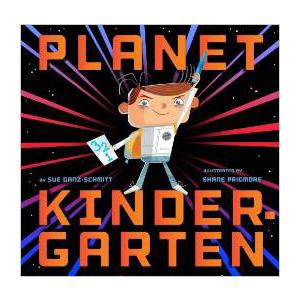 Planet Kindergarten, children's book