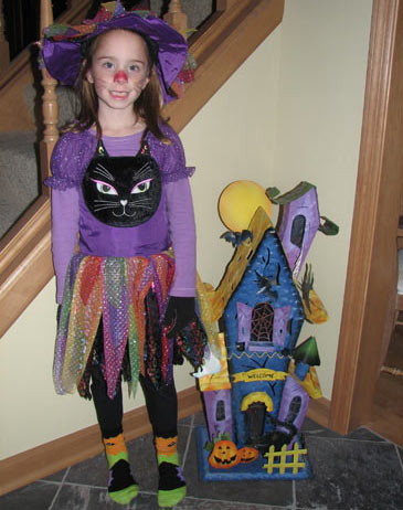 PurpleWitchHalloweenCostume
