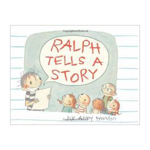 Ralph Tells a Story, children's book