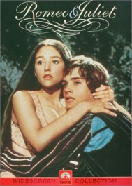 Romeo and Juliet, 1968 movie