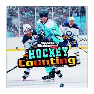 SI Kids Hockey Counting, children's book