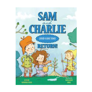 Sam and Charlie and Sam Too Return, children's book
