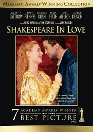 Best Valentines Day Movies, Shakespeare in Love