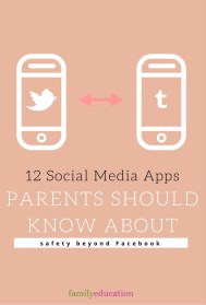 Social Media Apps Parents Should Know About Pinterest Graphic
