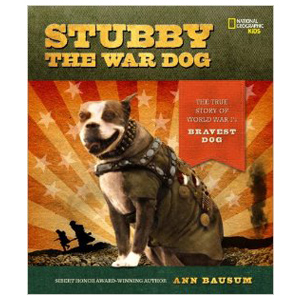 Stubby the War Dog, children's book