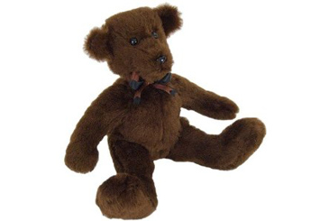 Best Toys Made in the USA, Stuffington Bear American made teddy bear stuffed animal
