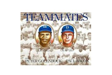Teammates, Jackie Robinson children's book