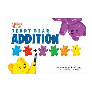 Teddy Bear Addition, children's book
