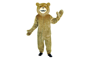 teddy bear teen costume