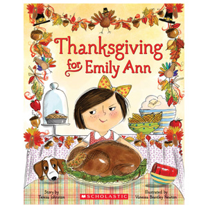 Thanksgiving for Emily Ann book