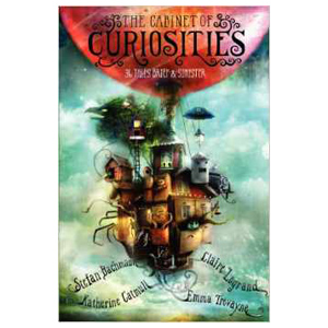 The Cabinet of Curiosities, children's book