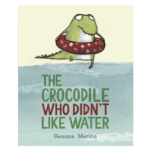Crocodile Who Didn't Like Water, children's book