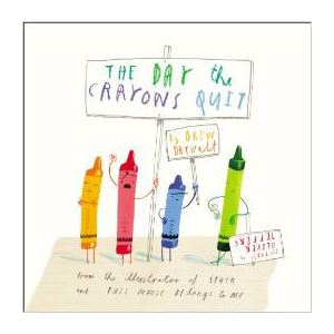 The Day the Crayons Quit, children's book