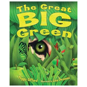 The Great Big Green, children's book
