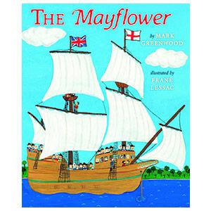 The Mayflower, children's book