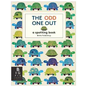 The Odd One Out, children's book
