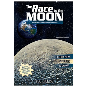 The Race to the Moon, children's book