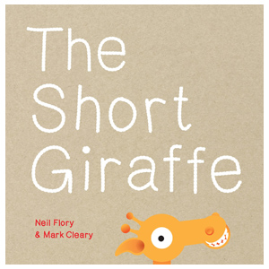 The Short Giraffe, children's book