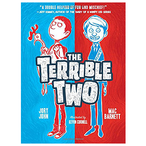 The Terrible Two book