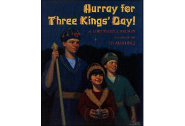 HurrayForThreeKings'Day!,HolidayBook