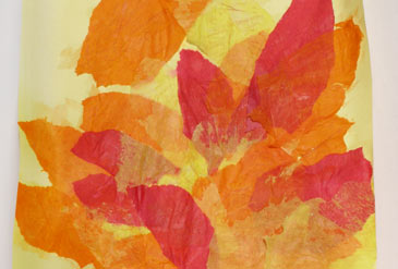 TissueLeaves,Fall,AutumnCrafts