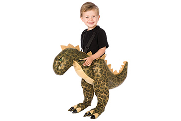 toddler T rex costume