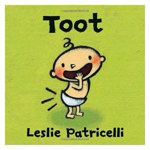 Toot, children's book
