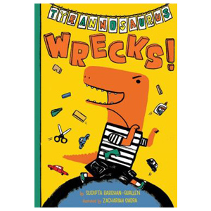 Tyrannosaurus Wrecks, children's book