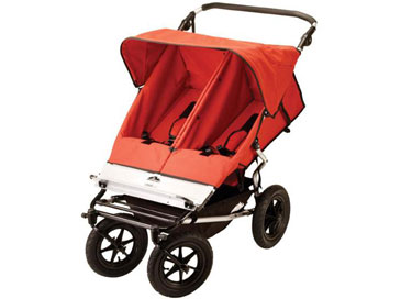 MountainBuggyUrbanDoublestroller
