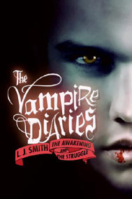 Book,TelevisionShow,TheVampireDiaries