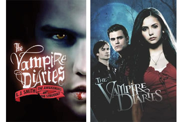 TwilightSeries,TheVampireDiaries