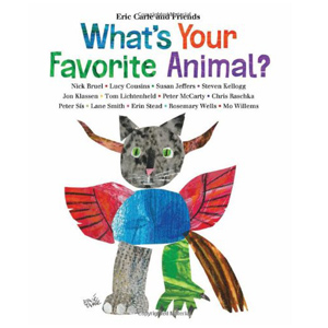 Whats Your Favorite Animal book