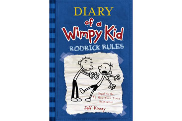 DiaryofaWimpyKid:RodrickRules,BookTwo