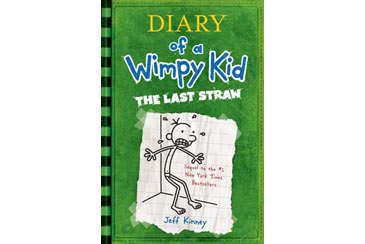 DiaryofaWimpyKid:TheLastStraw,BookThree