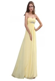 Yellow Hue Dress