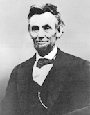 Lincoln proclaimed Thanksgiving a national holiday in 1863