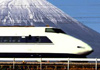 Japanese Bullet Train