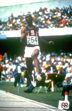 Bob Beamon, 1968 Olympics