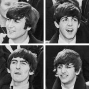 Beatles headshots