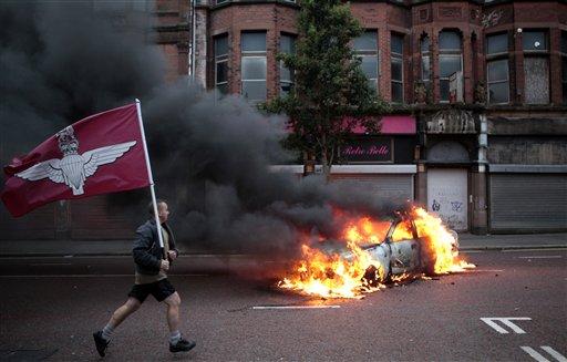 2013 Belfast Riots