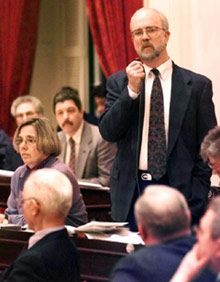 Vermont Rep. Bill Lippert