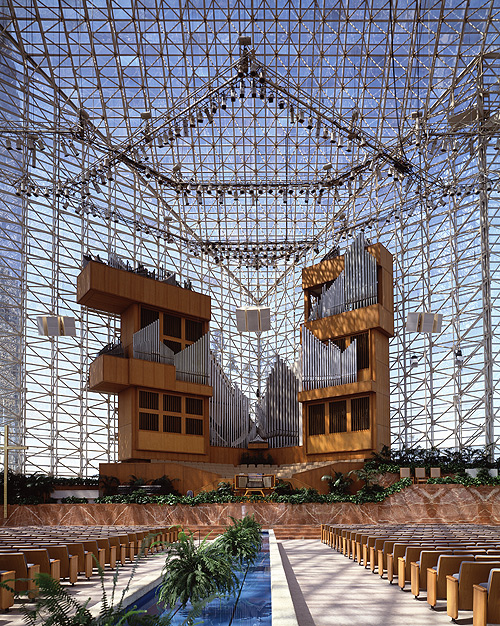 CRYSTAL CATHEDRAL — Infoplease.com