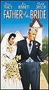 Father of the Bride Movie Poster (1950)