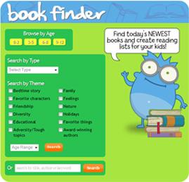 New Book Finder