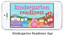 Kindergarten Readiness App