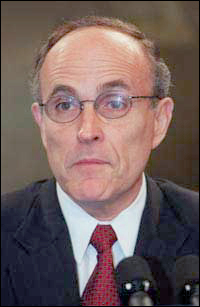 Rudolph Giuliani