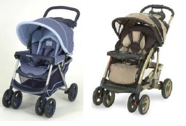 RecalledStroller,Graco,QuattroTour,MetroLite